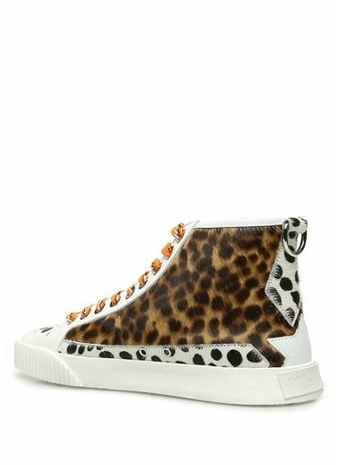 Jimmy Choo Sneakers Leopar